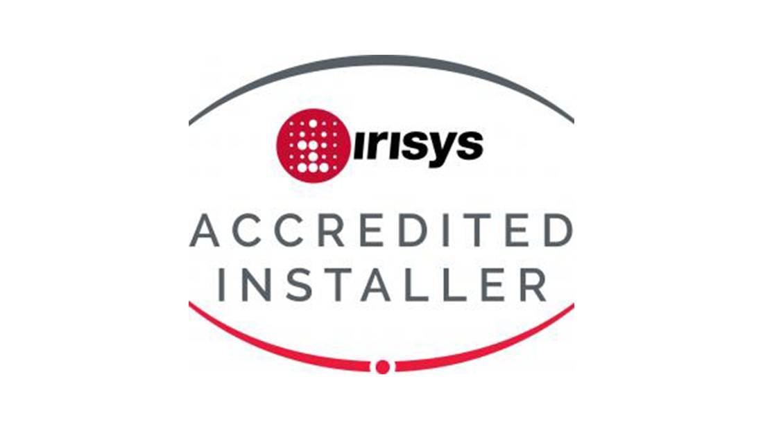 Irisys accreditation achieved